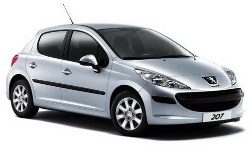 Ремонт Peugeot (Пежо) 207